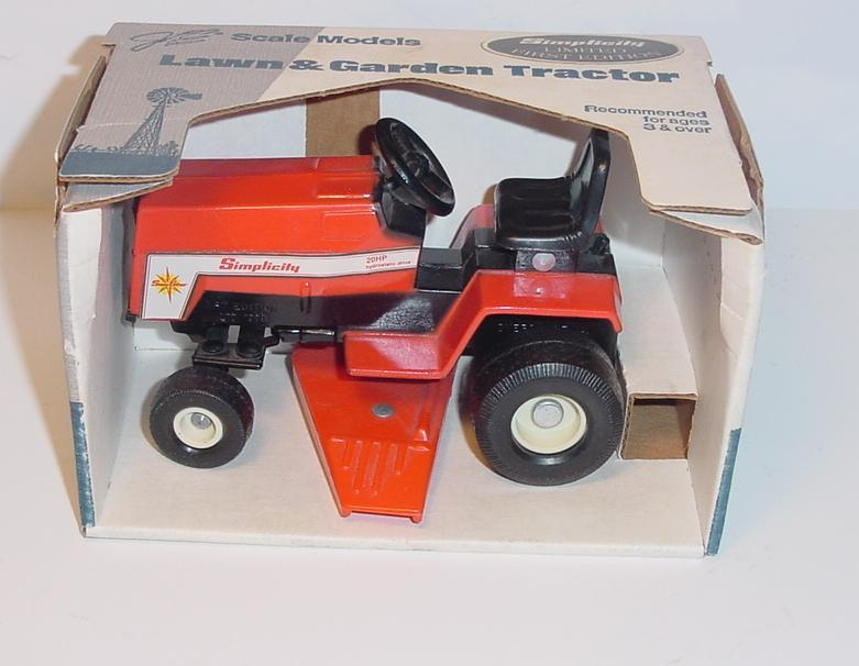 Sun Star Garden Tractor 6
